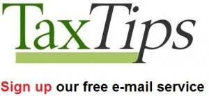 Tax Tips - Free em-mail service provided by Claudia Ku CPA, CA