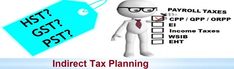 Indirect Tax Planning