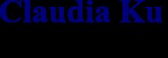Claudia Ku, Chartered Accountant