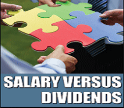 Salary or Dividends – How Should You Get Paid by Your Company?