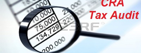 CRA Tax Audit