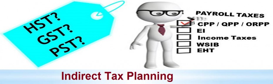 Indirect Tax Planning